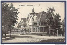 Schooten : Grand Hotel Schootenhof (ed L.Collin) - Afgestempeld Schootenhof 25/7/1914 Naar Waulsort - Schoten