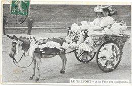 LE TREPORT : A LA FETE DES BAIGNEURS - Le Treport