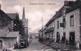 63 - Puy De Dome - BAGNOLS - Grande Rue - Tabac - Andere Gemeenten