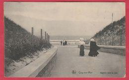 De Haan / Coq-sur-Mer - Chemin Vers La Mer - 1910  ( Verso Zien ) - De Haan