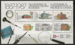 Canada 1985 N° Y&T : BL 7 ** - Blocks & Sheetlets