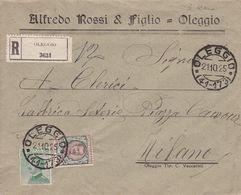 Oleggio Frazionario 41-173 - 1900-44 Victor Emmanuel III.