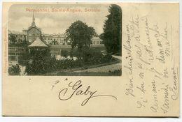 CPA - Carte Postale - Belgique - Séroule - Pensionnat Sainte Angèle - 1902 (WB12955) - Verviers