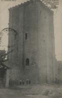 86 - MONCONTOUR-de-POITOU - Donjon Du Vieux Château - Vue Prise Du Pied Restauré En 1914-15 - France