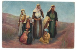 Groupe De Femmes Druses (9344) - Syrie