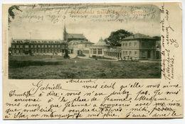 CPA - Carte Postale - Belgique - Séroule - Pensionnat Sainte Angèle - 1902 (WB12957) - Verviers