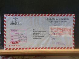88/516   LETTRE PERU    POUR LA ALLEMAGNE SERPOST 2005 - Peru