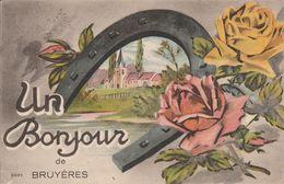 88 - BRUYERES - Un Bonjour De Bruyères - Bruyeres