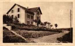 43 - LE CHAMBON SUR LIGNON - Les Genêts - Le Chambon-sur-Lignon