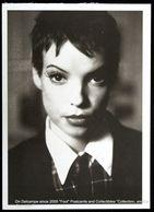 Portrait De Femme Garçonne Androgyne Mode Fashion Photography MAGNUS REED Sisley BERLIN - Portrait Girl Androgynous - Donne