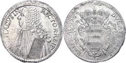 Ragusa, Taler, 1764, Dav. 1639, Justiert, Vz.  Vz - Croatie