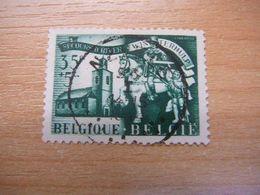 (01.07) BELGIE 1943 Nr 632 Mooie Afstempeling NEVELE - Oblitérés