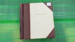 Lot N° TH 464 ALLEMAGNE Collection Dans Un Album Linder Neufs ATTENTION BEAUCOUPS DE TIMBRES COLLES - Timbres