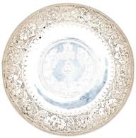 Unikatäre Und äußerst Repräsentative, Hochwertige Zeremonielle Persische Teeschale Aus Silber, Die Um Eine Oberseitig Ze - Monnaies & Billets