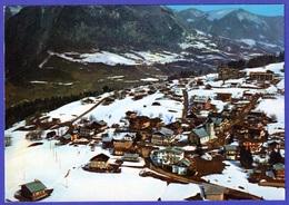 NOTRE DAME DE BELLECOMBE (73) VUE GÉNÉRALE VILLAGE SOUS LA NEIGE - Autres Communes