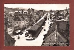 Neuchâtel - LA CHAUX-DE-FONDS - Rue Léopold Robert - Tram - NE Neuchâtel
