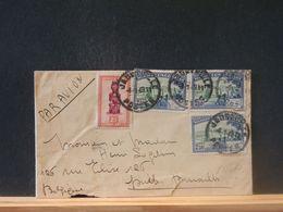 88/580  LETTRE POUR LA BELG.  1949 - Congo Belge