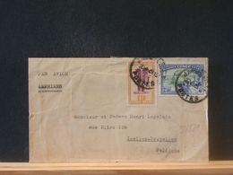 88/581  LETTRE POUR LA BELG.  1949 - Congo Belge
