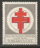 Yugoslavia,TBC 1950.,rarest Surcharge,MNH - 1945-1992 Repubblica Socialista Federale Di Jugoslavia