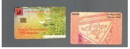 ALBANIA -  2000  BIRDS: SWANS, DESIGN    - USED -  RIF. 10805 - Albanie
