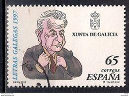Spain 1997 - Galician Literature Day - 1991-00 Gebraucht