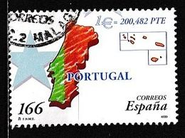 Spain 1999 - Introduction Of Euro - 1991-00 Gebraucht