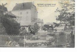 DEVANT-LE-PONT-VISé   Propriété Emile Frésart. - Visé