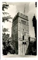 NORTHANTS - EARLS BARTON CHURCH - SAXON TOWER (Uncaptioned) RP N71 - Northamptonshire