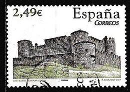 Spain 2007 - Castles - Castillo De Almenar - 2001-10 Used