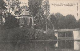 Ranst ,Paviljoen In 't Park Van Het Kasteel De Gilman De Zevenbergen ( Photo ,Hoelen ,Cappellen ,n° 3609 - Ranst