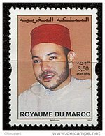 Maroc **  N° 1637B (Philaposte)- Série Courante. Roi Mohammed VI - Morocco (1956-...)