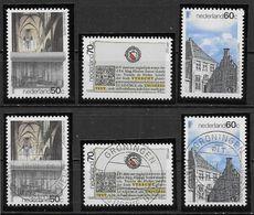 Nederland - 1986 - Yv.1269 / 1271 - ** En 0 - - Periodo 1980 - ... (Beatrix)