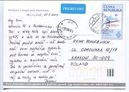 Czech Republic - Postcard - Carte Postale - Tchéquie