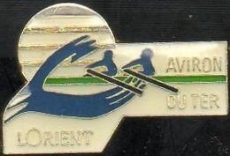 LORIENT -  AVIRON DU TER - Aviron