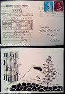 QSL - CARD  ARRECIFE DE LANZAROTE - CANARY ISLANDS (ESPAÑA - SPAGNA) - 1979 - Radio Amateur
