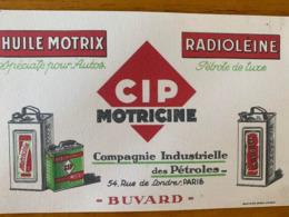 1 BUVARD CIP MOTRICINE - Hidrocarburos