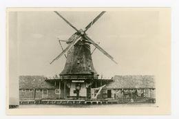 D357 - Assendelft Molen Huis Assenburg In 1897 Verhuist Naar Nieuw-Vossemeer - Molen - Moulin - Mill - Mühle - Other