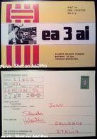 QSL - CARD  TERRASA, BARCELONA, CATALUNYA (ESPAÑA - SPAGNA) - 1979 - Radio Amateur