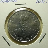 Taiwan 10 New Dollars - Taiwan