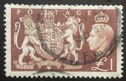 Gb 1951 Yt 259 - 1902-1951 (Re)