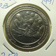 Thailand 10 Baht 1991 - Tailandia