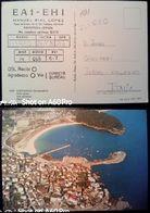 QSL - CARD PONTEVEDRA, GALICIA (ESPAÑA - SPAGNA) - 1988 - Radio Amateur