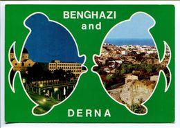 Libya - Benghazi And Derna - Libya