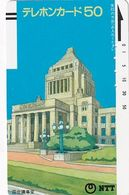 JAPAN - National Diet Building/Tokyo(230-013), 01/86, Used - Japon