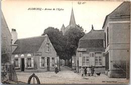 62 AUDRUICQ - Avenue De L'église - Audruicq