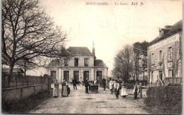 61 MONTABARD - La Gare - Otros Municipios