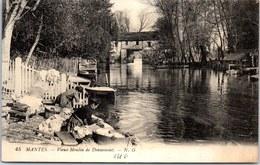 78 MANTES - Vieux Moulin De Dennemont - Mantes La Jolie