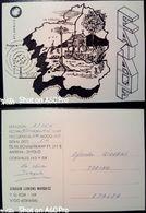 QSL - CARD VIGO, GALICIA (ESPAÑA - SPAGNA) - 1980 - Radio Amateur