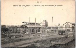 81 CARMAUX - Les Mines - Usine à Coke Et Distillerie De Goudron - Carmaux