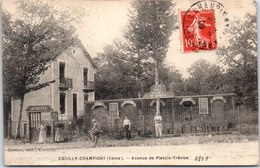 94 COEUILLY - L'avenue De Plessis Trevise - France